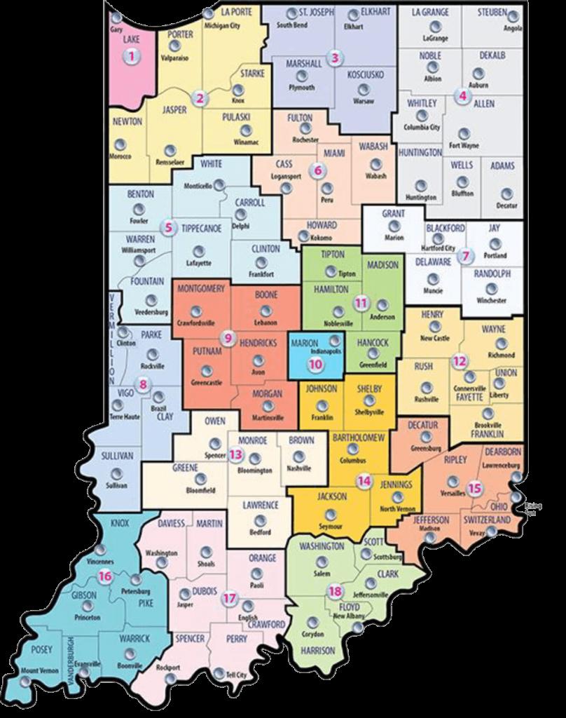 DCS MAP